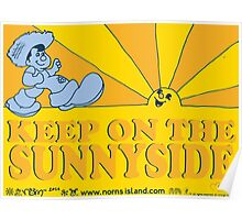 KEEP ON THE SUNNYSIDE Poster