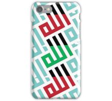 ARABIC CALLIGRAFFITI_7 iPhone Case/Skin
