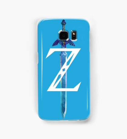 The Legend Of Zelda Crest Samsung Galaxy Case/Skin