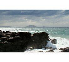 Queensland Cliffs Photographic Print