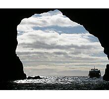 New Zealand Seascape Photographic Print