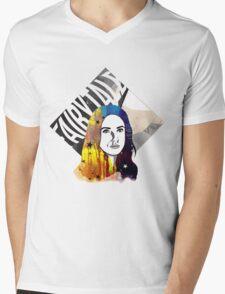 fairytale pond Mens V-Neck T-Shirt