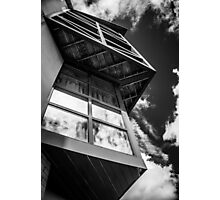 Architecture & Sky Photographic Print
