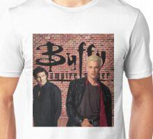 Buffy Angel Spike  Unisex T-Shirt