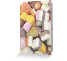 Dolly Mixture Greeting Card