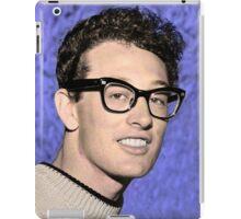 buddy holly iPad Case/Skin