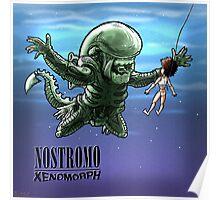 Nostromo : xenomorph Poster