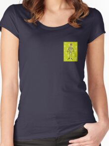 The Riddler Women's Fitted Scoop T-Shirt