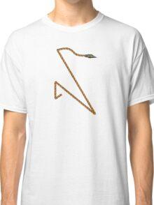Wonderful saxophone symbol Classic T-Shirt