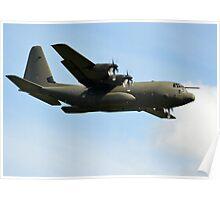 Hercules Flypast Poster