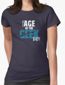 Age of the Geek Womens Fitted T-Shirt