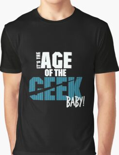 Age of the Geek Graphic T-Shirt