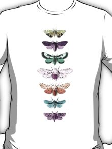 Techno Moth Collection T-Shirt