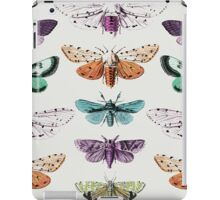 Techno Moth Collection iPad Case/Skin