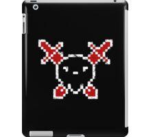 Skull Sword Emblem  iPad Case/Skin