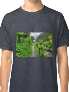 Summer trip to Bad Gastein, Austria Classic T-Shirt