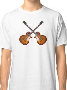 The vintage gibson les paul Classic T-Shirt