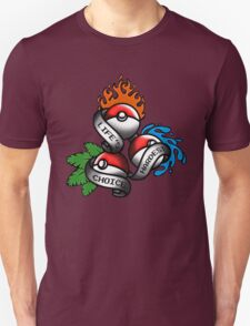Life's Hardest Choice Unisex T-Shirt