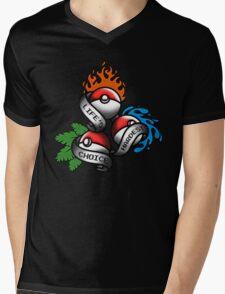 Life's Hardest Choice Mens V-Neck T-Shirt
