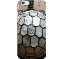 Mother of Pearl Turtle -- On a Redbubble backing iPhone Case/Skin