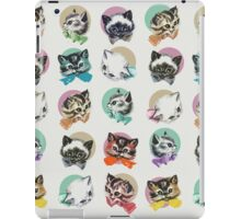 Cats & Bowties iPad Case/Skin