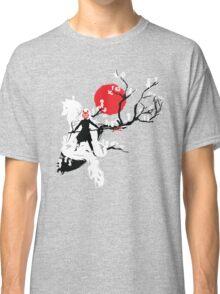 Japanese Wolf Classic T-Shirt