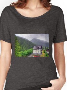 Summer trip to Bad Gastein, Austria Women's Relaxed Fit T-Shirt