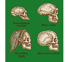 The Missing Link Photographic Print
