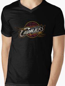 cavs Mens V-Neck T-Shirt