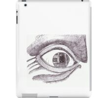 The Eye of the Beholder iPad Case/Skin