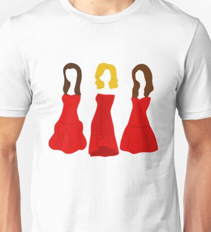 The Commitmentettes- Red Unisex T-Shirt
