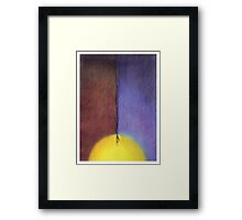 Meditation Abstract 9 Framed Print