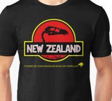 New Zealand: Haast's Eagle Skull Unisex T-Shirt