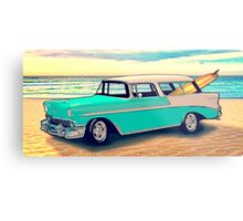 56 Nomad by the Sea in the Morning Metal Print