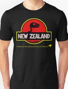 New Zealand: Kakapo Skull T-Shirt