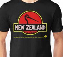 New Zealand: Kiwi Skull Unisex T-Shirt