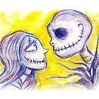 Jack & Sally by Lincke