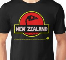 New Zealand: Moa Skull Unisex T-Shirt