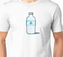 Bottle of H2O Unisex T-Shirt