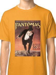 Fantomas Classic T-Shirt