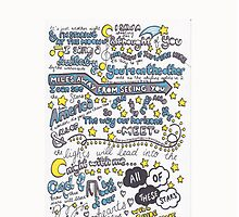 All of the Stars Lyrics by Drawingsbymaci
