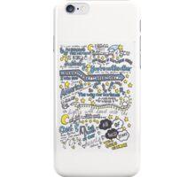 All of the Stars Lyrics iPhone Case/Skin