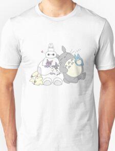 Ghibli Baymax  Unisex T-Shirt