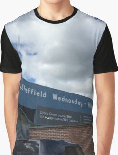 Hillsborough Sheffield Wednesday Graphic T-Shirt