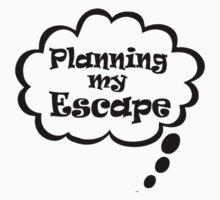 Baby: Planning my escape by nektarinchen