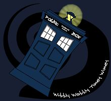 Wibbly Wobbly Timey Wimey by Funky-Designs