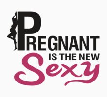 Pregnant is the new sexy by nektarinchen