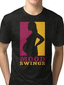 Mood swings Tri-blend T-Shirt