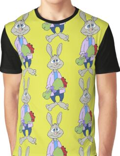 Love Bunny Graphic T-Shirt