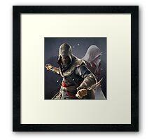 Assassin's Creed - Ezio Auditore Framed Print